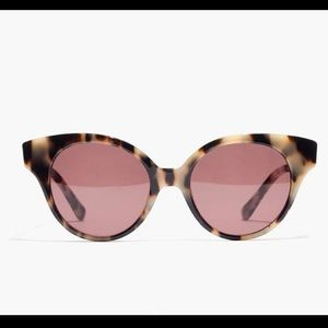 Madewell Athens Cat-Eye Sun Glasses